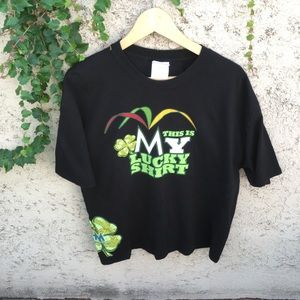 Morongo Casino Shamrock Money Tee